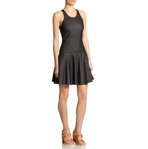 《Rag & Bone》Drop Waist Sleeveless Enigma Dress